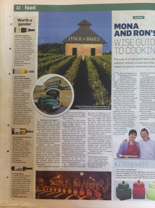 3rd page sunday times