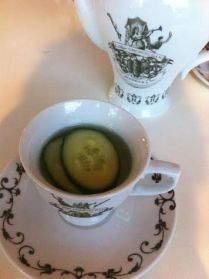 hendricks tea cup