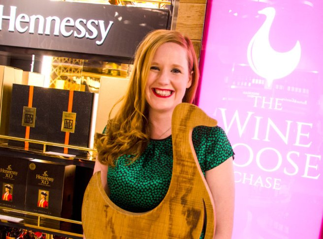 The Wine Goose Chase shop at terminal one Dublin Airport